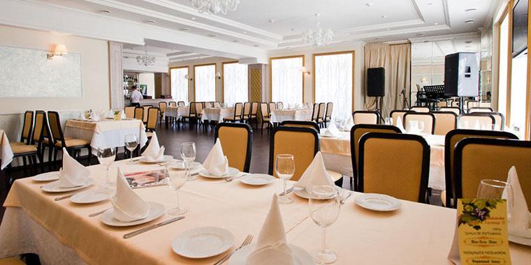 Разработка виртуального тура для ресторана «Европейский»