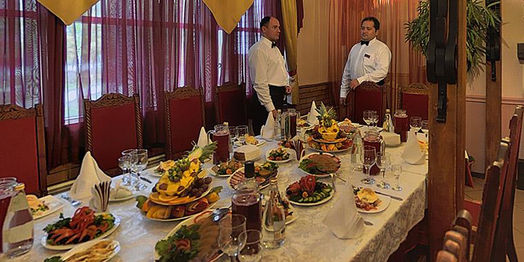 Создание виртуального тура для ресторана «Латвия»