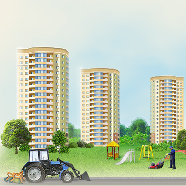Разработка сайта МУП «Жилье-10»
